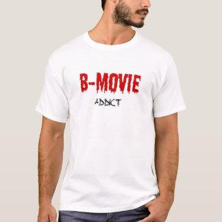 Camiseta Adicto a la B-Película