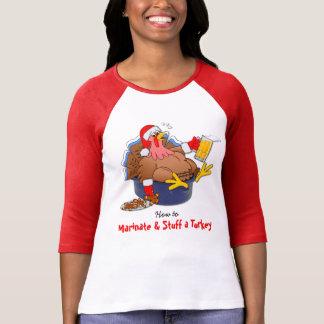 Camiseta Adobe y rellene una Turquía (la cerveza)