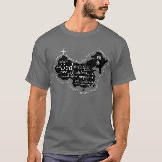 Camiseta Adopte China