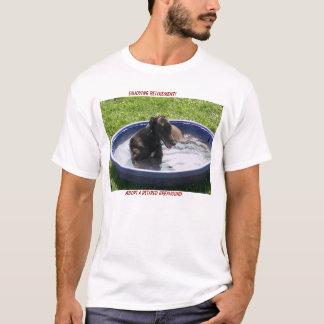 Camiseta Adopte un galgo jubilado