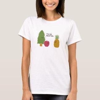 Camiseta Adopted pineapple