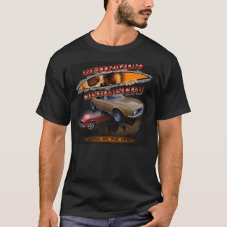 Camiseta Aduanas de Hellrazor