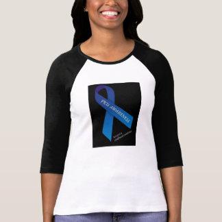 Camiseta adulta de la CINTA de PKU