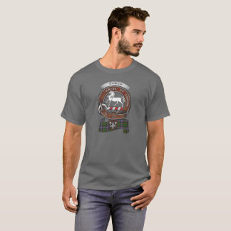 Camiseta Adulto de la insignia del clan de Cochrane