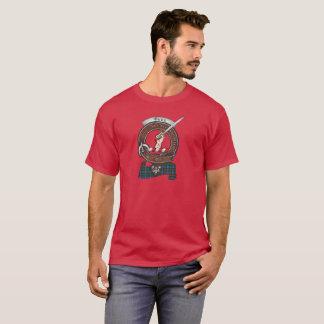 Camiseta Adulto de la insignia del clan de Gunn