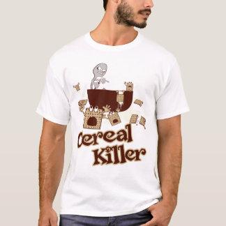 Camiseta Adulto del asesino $22,95 del cereal (porciones de