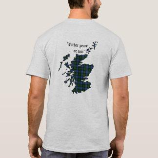 Camiseta Adulto del clan de Gunn