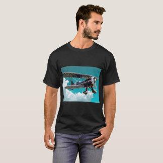 Camiseta Aeroplano del biplano