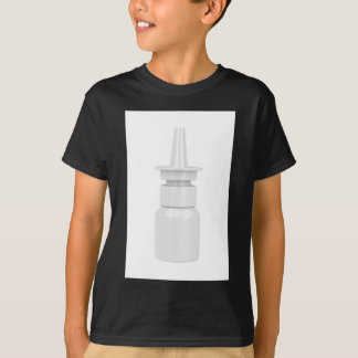 Camiseta Aerosol nasal