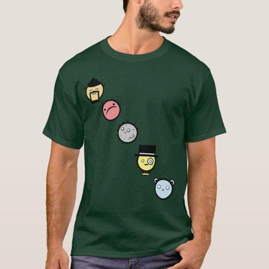 Camiseta Aerostación