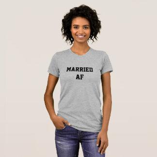 Camiseta AF casado