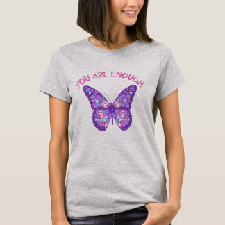Camiseta Afirmación de la cita: Usted es bastante