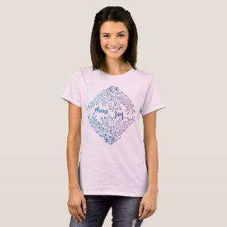 Camiseta Afirmación de la inspiración: Elija la alegría