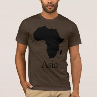Camiseta África Asia