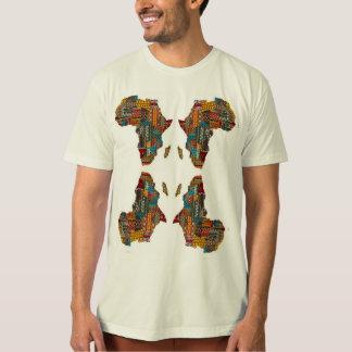 Camiseta Africano y orgulloso