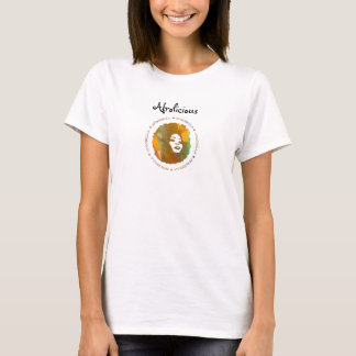 Camiseta Afrolicious Afrobella