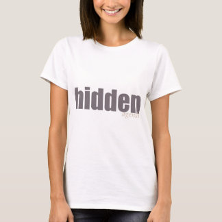 Camiseta Agenda oculta