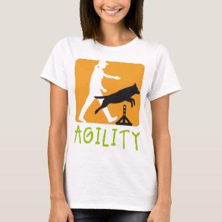 Camiseta Agility dog sport