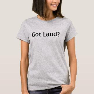 Camiseta Agradezca a un indio