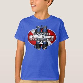 Camiseta Agua abierta avanzada (ST)