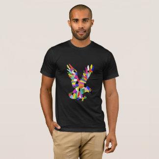 Camiseta Águila del pájaro para el hombre