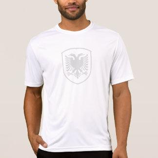 Camiseta Águila gris clara