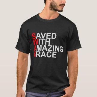 Camiseta Ahorrado con tolerancia asombrosa (SWAG)