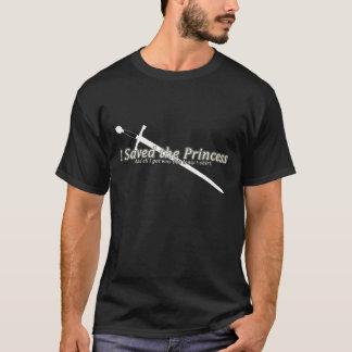 Camiseta Ahorré a la princesa