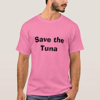 Camiseta Ahorre el atún