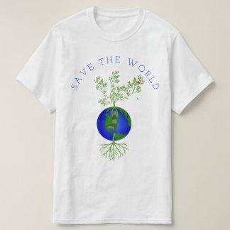 Camiseta Ahorre el mundo