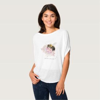 Camiseta ¡Ahorre la abeja! ¡Ahorre el mundo! Abeja bonita
