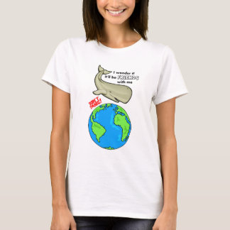 Camiseta Ahorre la ballena