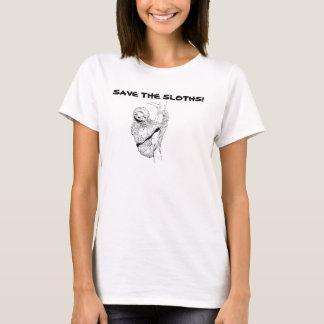 Camiseta Ahorre las perezas
