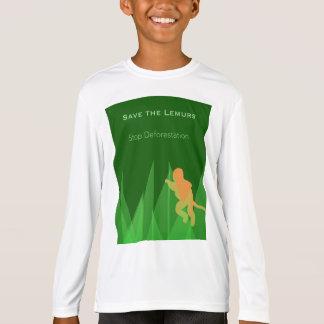 Camiseta Ahorre los Lemurs
