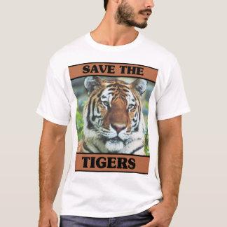 Camiseta Ahorre los tigres