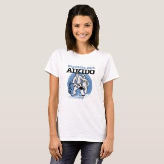Camiseta Aikido del ir de discotecas de Windsong