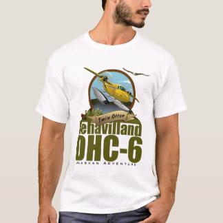 Camiseta Aire gemelo de Viking de la nutria de Dehavilland