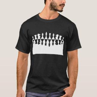 Camiseta Ajedrez movido de un tirón