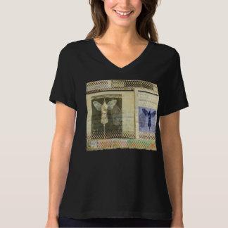 Camiseta Ajuste cómodo de Bella de la Ala-Aviación 8,