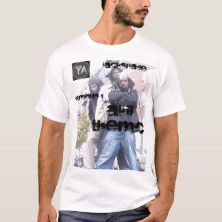 Camiseta Akil el Mc MidWestTour 2008