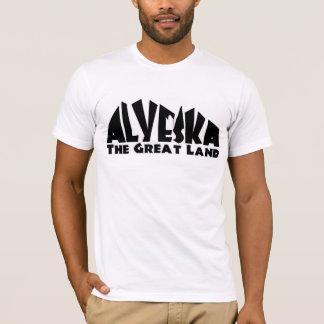 Camiseta Alaska Alyeska una vez nombrado