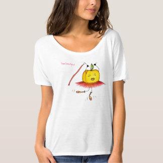 Camiseta Albaricoque de Prima Donna