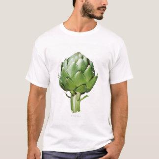 Camiseta Alcachofa de globo en el fondo blanco cortado