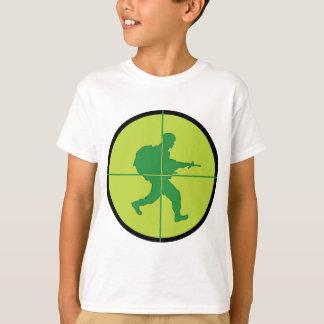 Camiseta Alcance del francotirador