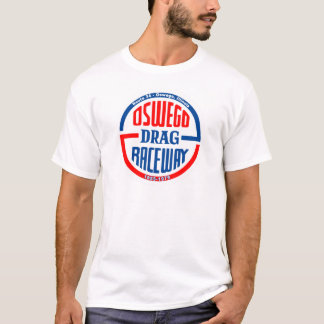 Camiseta Alcantarilla de la fricción de Oswego en la ruta