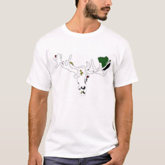 Camiseta Alces destapados