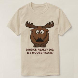 Camiseta Alces-tache
