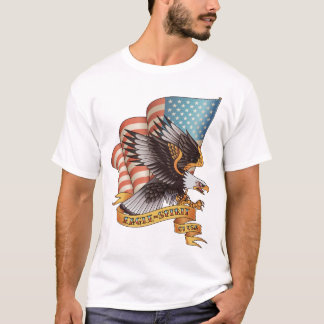 Camiseta Alcohol de Eagle de los E.E.U.U.