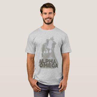 Camiseta alfa de Menen de la emperatriz de Omega