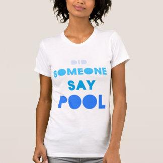 Camiseta ¿alguien DIJO REUNIÓ?????